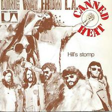 CANNED HEAT long way from la (PS) EX/VG+ french 7""