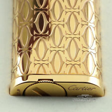 "Cartier ""C de Cartier"" Pink Gold Lighter - Floor Model"