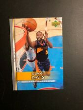 2007 BARON DAVIS  Upper Deck Basketball Card  # 176 Made in USA