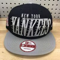 "New York Yankees ""SAILTIP"" MLB Baseball New Era 9FIFTY SnapBack Hat EUC Cap"