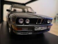 Norev 1:18 BMW M535i E28 1986 greymetallic Limited edition