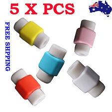 5X cable Protector Saver Cover For apple iPhone ipad usb cord headset charger