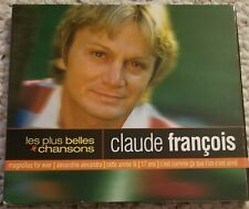 3 Cd Lot 1960s 1970s French Pop !!! Claude Francois Jane Birkin