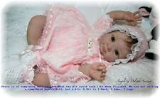 REBORN DOLL KIT, BIBI BY ELLY KNOOPS, VINYL DOLL KIT