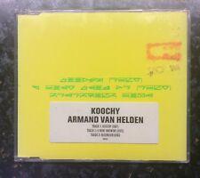 ARMAND VAN HELDEN Koochy CD 3 Track Edit Version B/w U Don't Know Me Edit Versio