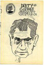 DIRTY GIRDIES COMIX #2 - 1st printing - High grade - Very Rare!!