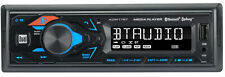 Dual Electronics XDM17BT High Resolution LCD Single DIN Car Stereo Receiver with