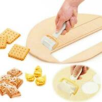 Rolling Biscuit Ravioli Crimped Circle DIY Food Baking Tools