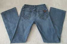 Joe's Honey Fit Low Rise Meg Wash Bootcut Women's Jeans Size 26 Style DGMF5730