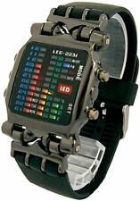 HWCOO TV Watch, TVG Watch Men's Waterproof Quartz Watch Square dial