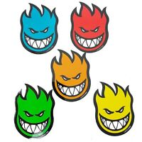 """Spitfire Bighead Flame Skateboard Sticker Decal 3"""" Size 5 Colors Available"""