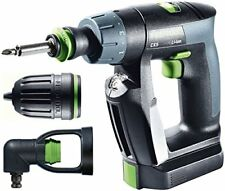 Perceuse visseuse CXS Li 2 6 Set eu 230v Festool 564532
