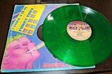 """LIPPS INC Funkytown Remix GREEN VINYL 1979 MEXICO 12"""" MAXI SINGLE Disco"""