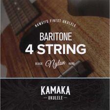 More details for kamaka s-4 baritone ukulele set