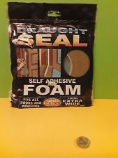 5 mt Exitex extra wide Foam Draught excluder seals gaps up to 4mm
