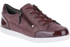 NEW Soft Style by Hush Puppies Fairfax Casual Sneaker Bordeaux - SIZE 12 W