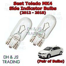 2x Seat Toledo MK3 Genuine Osram Original Side Light Parking Beam Lamp Bulbs