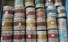 Joblot Wholesale 23 SETS INDIAN BANGLES BRACLETS CHURI SETS FREEPOST UK £2 a set