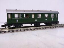 Fleischmann 5061 N Personenwagen 27 261 Köl 1. Klasse grün mit defektem LICHT