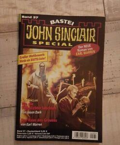 John Sinclair Special Band 37---ungelesen