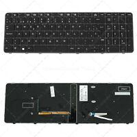 Original Teclado español para HP ZBook 15U G3 G4 821157-071  Backlit- USADO