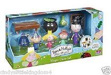 Ben & Holly's Little Kingdom Magic Class Classroom Playset Toy Figures Set