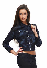 Unbranded Camouflage Button for Women