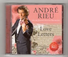(IP439) Andre Rieu, Love Letters - 2014 CD