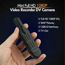 1080P Hd Pocket Mini Dv Hidden Spy Pen Camera Video Audio Dvr Recorder Camcorder