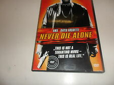 DVD  Never Die Alone (4)
