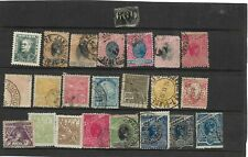 Brazil mainly early used selection from old collection