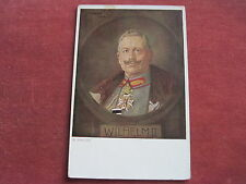 alte Karte,Fotopostkarte mit Kaiser Wilhelm  II.