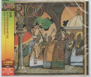 RICO--(CD )--Man  From  Wareika  Japan CD--UICY-76902      Reggae