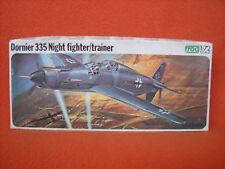 Frog ® F235 9140 Dornier 335 Night fighter/trainer Do Pfeil Arrow 1:72