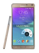 Samsung Galaxy Note 4 SM-N910T - 32GB - Gold (Unlocked) Smartphone