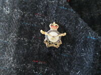 Australian Air Force RAAF Badge Lapel Pin all metal enamelled