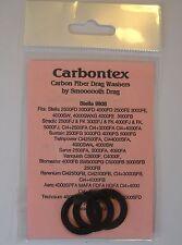 Carbontex discos de freno Shimano stradic 2500fj & FK 3000fj & FK 4000fj & FK...