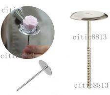 Christmas Cake Icing Cream Flower Decorating Stand Nail Sugarcraft Baking Tools
