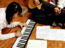 ROLL-UP Soft Electronic USB Piano Organ Keyboard New 49 Keys