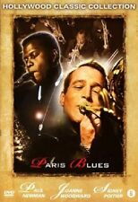 PARIS BLUES (1961 Sidney Poitier, Paul Newman) -  DVD - PAL Region 2 - New