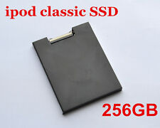 NEW 256gb ZIF SSD for iPod classic160gb 7th Gen replace Toshiba MK1634GAL HDD