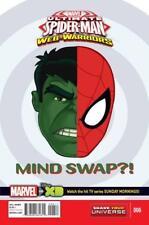 Marvel Univers Ult. Spider-Man Web Warriors #6 VF/NM