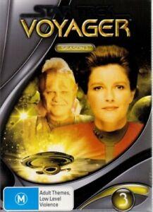 STAR TREK: VOYAGER - SEASON 3 (1995) [NEW DVD]