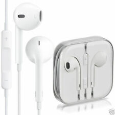 Genuine Apple iPhone Earphones EarPods Headphones 5 5S 6 6S Handsfree With Mic