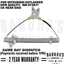 ELECTRIC WINDOW REGULATOR FOR MITSUBISHI OUTLANDER MK1 2001-2006 FRONT LEFT SIDE