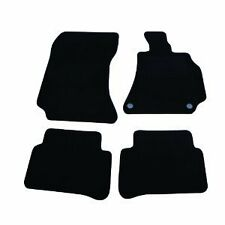 Mercedes E - Class Tailored Car Mats (2008 on) - Black