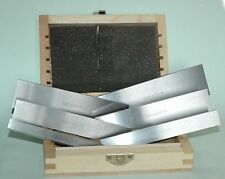 BOITE - CALES DE FRAISAGE 125 x 4  ( 12 Cales )