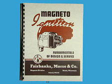 Fairbanks Morse Magneto Fundamentals of Design and Service  *402