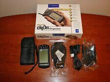 Vintage Motorola Clip-On Organizer for Motorola StarTAC Phones w/ Box