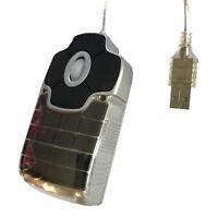 5 Bouton USB Défilement Optique Souris Avec Intégré Calculatrice Clé Patin